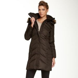 Andrew Marc Womens Down Coat
